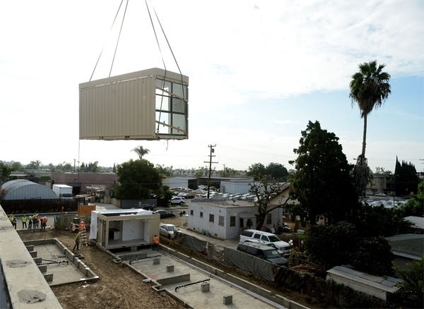 americanfamilyhousing how these shipping containers converted to